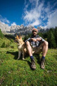 Hüttenurlaub Winter Österreich mit Hund