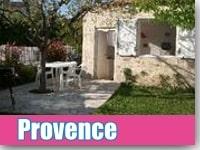 Provence mit Hund