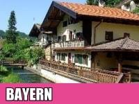Urlaub mit Hund im Ferienhaus Bayern