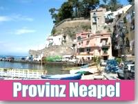 Neapel Ferien mit Hund