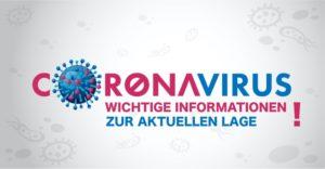Coronavirus Aktuelle Lage